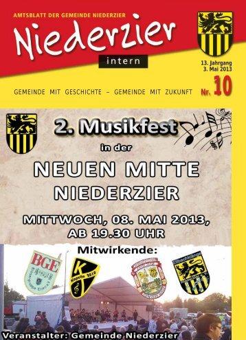 Nr. 10 - Gemeinde Niederzier