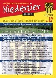 Nr. 17 - Gemeinde Niederzier