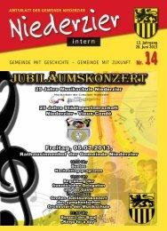 Nr. 14 - Gemeinde Niederzier