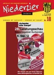 Nr. 18 - Gemeinde Niederzier