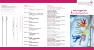 3. Ostercappelner Bronchoskopiekurs - Niels-Stensen-Kliniken