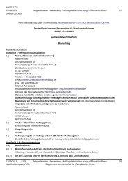 Deutschland-Viersen: Bauarbeiten für ... - Niersverband