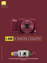 COOLPIX-Produktreihe Frühjahr 2013 - Nikon Deutschland