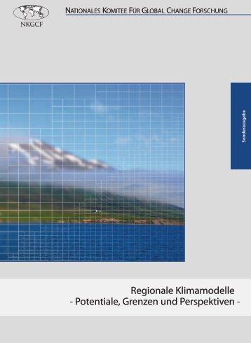 - Potentiale, Grenzen und Perspektiven - Regionale ... - nkgcf