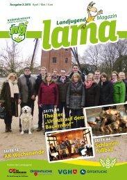 Ausgabe 2 2013 was uns 2013 erwartet - Niedersächsische ...