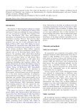 Impact of flower-dwelling crab spiders on plant-pollinator mutualisms - Page 2