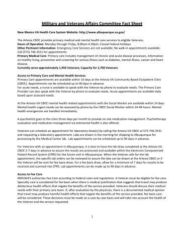 Handout on Threats to Medicare, Medicaid