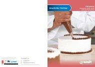 pdfNMIT HOS Hospitality Training Patisserie Brochure