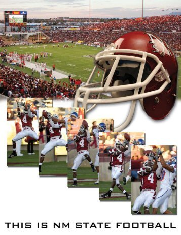 NM State football - New Mexico State University Athletics