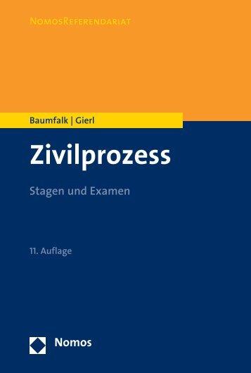 Zivilprozess - Nomos Verlagsgesellschaft