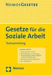 BUC_Soziale Arbeit_13-14_0574-0.indd - Nomos Verlagsgesellschaft