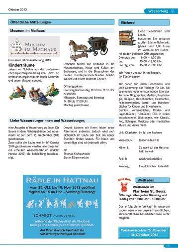 Oktober Teil 6 - Nonnenhorn