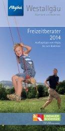 Freizeitberater 2014 - Nonnenhorn