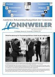 KW 42 - Gemeinde Nonnweiler