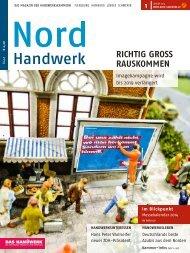 RICHTIG GROSS RAUSKOMMEN - Nord-Handwerk