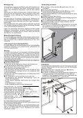 Bedienungsanweisung Weinklimaschrank unterbaufähig - NordCap - Page 2