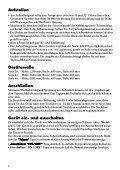 Gebrauchsanleitung WTS - NordCap - Page 4