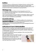 Gebrauchsanleitung WTS - NordCap - Page 6