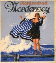 Prospekt 1928 - Chronik der Insel Norderney
