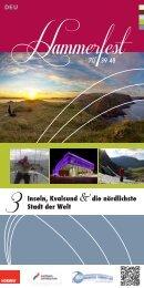 Inseln, Kvalsund &die nördlichste Stadt der Welt - Nord-Norge
