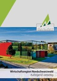 PDF-Broschüre - Wirtschaftsförderung Nordschwarzwald