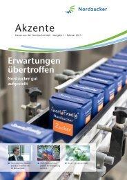 Akzente - Nordzucker AG