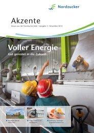 Zur Akzente - Nordzucker AG
