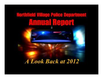 Annual Report - Northfield Village