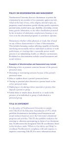what you should know about discrimination, harassment, and sexual ... - Page 2