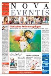 Center Zeitung - Nova Eventis