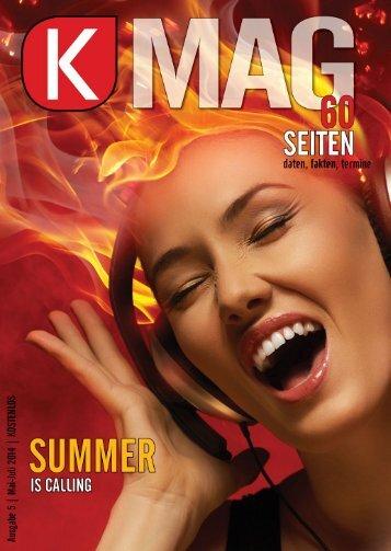 Kings Mag - Mai-Juli 2014