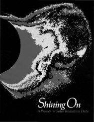 Shining On: A Primer on Solar Radiation Data - NREL