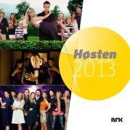 NRK høsten 2013
