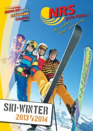 Ski-Winter - NRS Gute Reise
