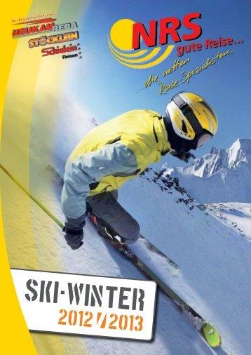 Ski-Winter - NRS Gute Reise