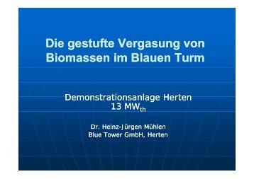 Folien zum Vortrag von Herrn Mühlen - NRW spart Energie