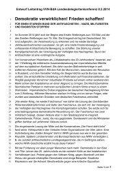 Entwurf des Leitantrags als PDF heruntergeladen ... - VVN/BdA NRW