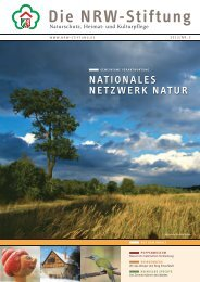 PDF (7,5 MB) - NRW-Stiftung