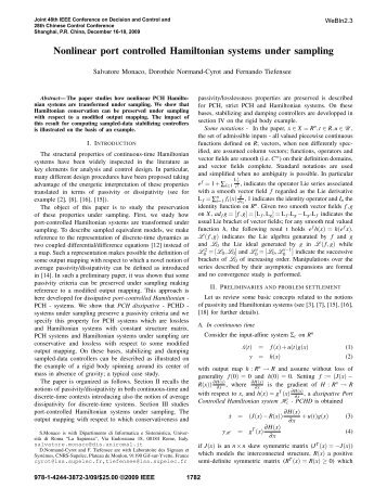 Nonlinear port controlled Hamiltonian systems under sampling