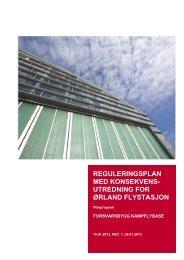 Revidert planprogram - Nord-Trøndelag fylkeskommune