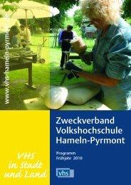 Frühjahrsprogramm 2010 - Deutsches Institut für Erwachsenenbildung