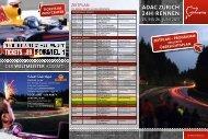ADAC ZURICH 24H-RENNEN - Nürburgring
