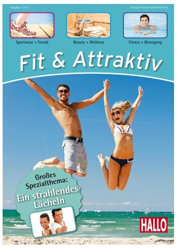 Fit & Attraktiv 01/2013