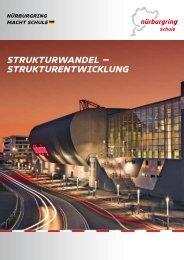 StruKturWaNDel – StruKtureNtWicKluNg - Nürburgring