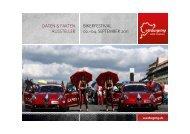 Bikerfestival - Infos für Aussteller - Nürburgring
