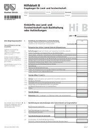 Hilfsblatt B - Gemeinde Nuerensdorf