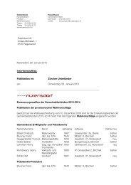 Publicitas AG Untere Mühlestr. 1 8105 Regensdorf Nürensdorf, 28 ...