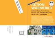 AKTION WÄRMEBILD - Gemeinde Nuerensdorf