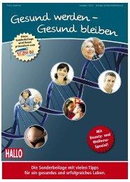 Gesund werden - Gesund bleiben 01/2012