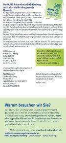 Jahresprogramm - Bund Naturschutz Nürnberg - Seite 2